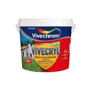 Vivechrom VIVECRYL THERMOELASTIC Eco Λευκό