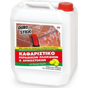 Καθαριστικό πλακιδίων και αρμών Durostick