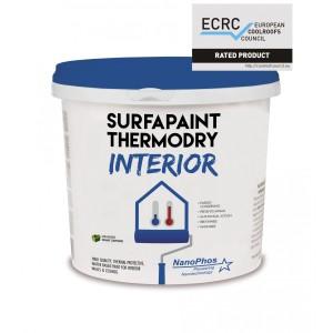 Nanophos SurfaPaint ThermoDry Interior θερμοπροστατευτικό χρώμα