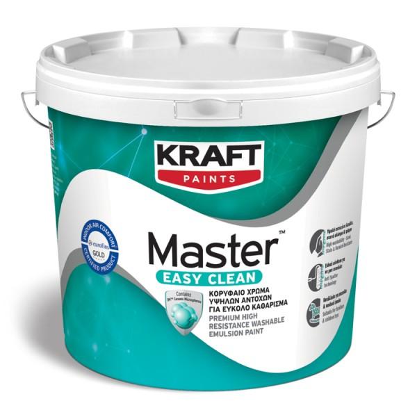 MASTER EASY CLEAN Πλαστικό Σατινέ για εύκολο καθάρισμα