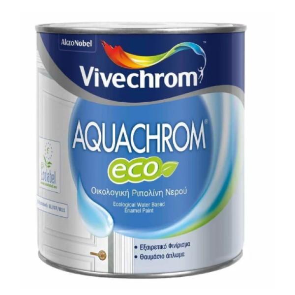 Vivechrom Aquachrom Eco Σατινέ Λευκό Ριπολίνη Νερού