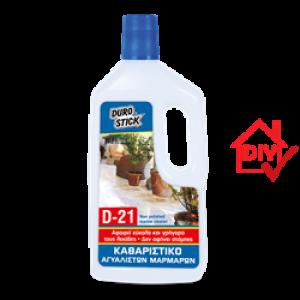 D-21 Καθαριστικό αγυάλιστων μαρμάρων