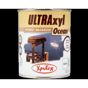 ULTRAXYL OCEAN Βερνίκι θαλάσσης για εξωτερική - εσωτερική χρήση 0.375L