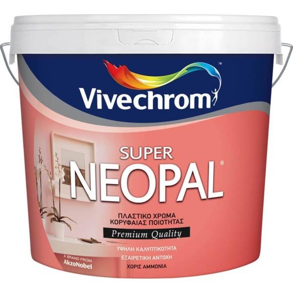 SUPER NEOPAL Πλαστικό Χρώμα Κορυφαίας Ποιότητας